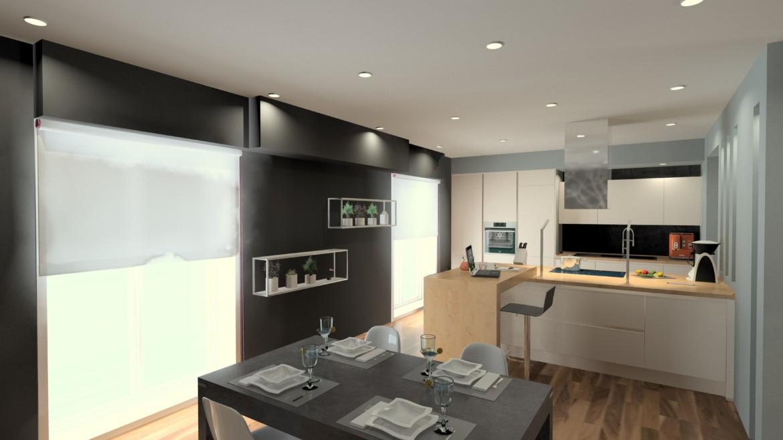 #Progetto cucina #4
